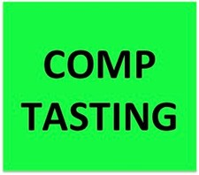 Tasting Fee - Wine Industry Comp