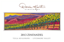2013 Tesla Neighbors Zinfandel